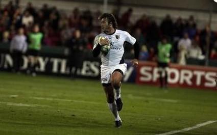 Les deux très beaux essais de Toulouse vs Glasgow