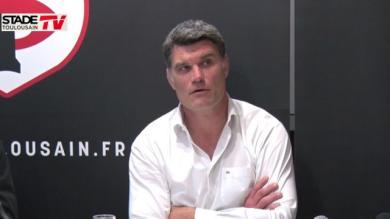 """Top 14 - Stade Toulousain. Fabien Pelous : """"Des pratiques qui dénaturent notre championnat"""""""