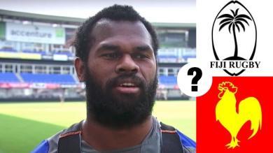 Fidji ou XV de France, Alivereti Raka a déjà fait un choix