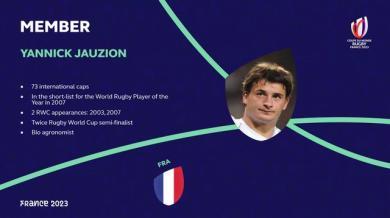 France 2023 lance le Comité des joueurs présidé par la légende du rugby John Eales