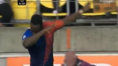VIDEO. Wellington 7s - France 7 : Fulgence Ouedraogo alterne le bon et le moins bon face aux USA