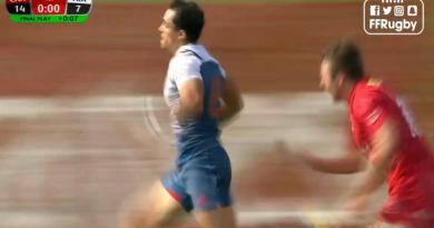VIDEO. Sevens Series - France 7. La jeune garde tricolore affiche son potentiel