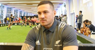 VIDÉO. All Blacks - Sonny Bill Williams : ''Affronter la France ? Un challenge à relever''
