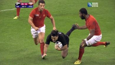 Coupe du monde : le NZ Herald note les joueurs du XV de France après la déroute face à la Nouvelle-Zélande