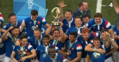France U20 réalise un doublé historique en battant l'Australie en finale