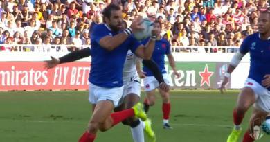 France - USA : servi par Camille Lopez, Yoann Huget inscrit le premier essai ! [VIDEO]