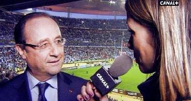 Pourquoi Delon Armitage a t-il refusé de serrer la main de François Hollande ?