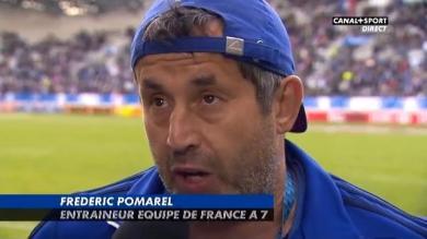 Sevens World Series. France 7 - Frédéric Pomarel sera remplacé à la fin de la saison