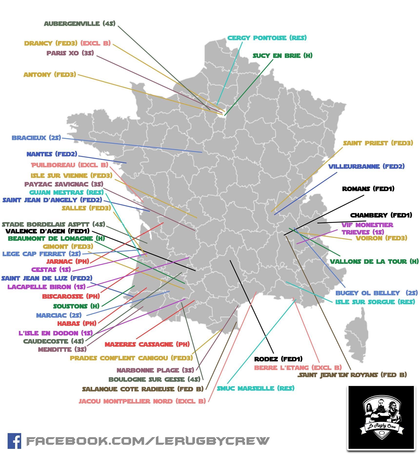 Amateurs De France 28