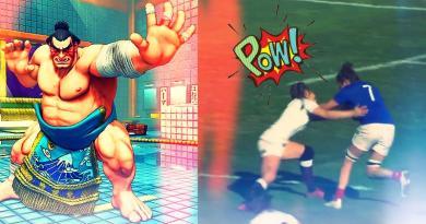 Hermet se la joue Honda dans Street Fighter avec un gros raffut pour l'essai [VIDÉO]