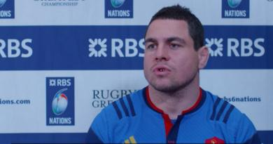 6 Nations 2018 - Guilhem Guirado confirmé comme capitaine du XV de France