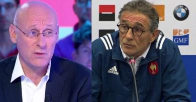 XV de France : Guy Novès s'exprime sur sa relation avec Bernard Laporte