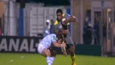 VIDEO. H Cup : La citation de Napolioni Nalaga jugée grotesque par l'ASM