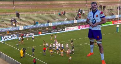 France U20 - Thibaut Hamonou, l'homme de l'ombre de la troisième-ligne française
