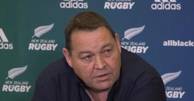 L'entraîneur des All Blacks Steve Hansen en route vers le Japon ?