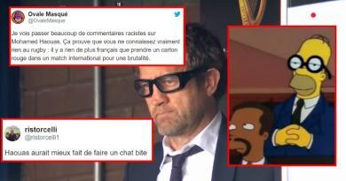 Haouas, le Grand Chelem : les réseaux sociaux en folie pour Ecosse - France !