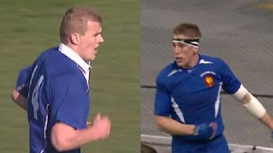 VIDEO. Le staff du XV de France évoque le retour d'Imanol Harinordoquy et Aurélien Rougerie pour la Coupe du monde