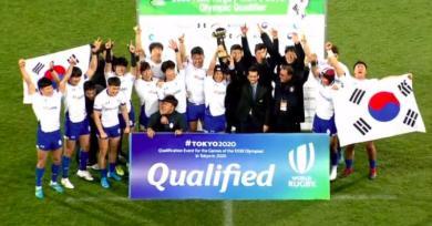 Les magnifiques scènes de joies après la qualification de la Corée du Sud aux JO de Tokyo 2020 [Vidéo]