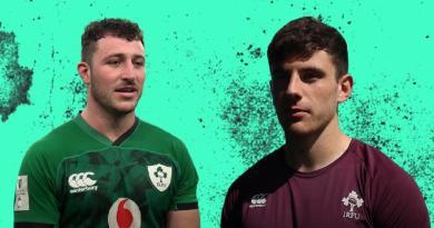 Hugo Keenan et Will Connors, deux larrons en foire irlandais dont les Bleus devront se méfier