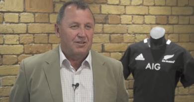 Ian Foster est le nouveau sélectionneur des All Blacks !