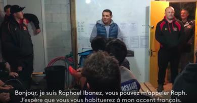 Raphaël Ibanez s'est immergé pendant 4 mois en Nouvelle-Zélande [Vidéo]