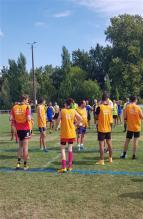 Le combat du Rugby No Limit ? Intégrer les communautés discriminées grâce à la pratique du rugby