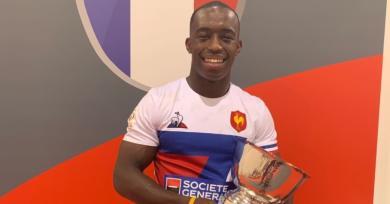Rugby à 7 - Du Kenya à la France en passant par l'Afrique du Sud, découvrez l'histoire de William Iraguha
