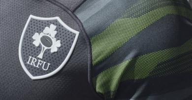 VIDÉO. L'Irlande fait dans l'originalité avec son nouveau maillot pour la saison 2017/2018