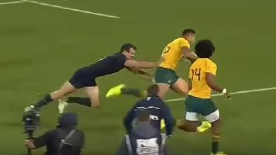 VIDEO: RUGBY CHAMPIONSHIP - L'Australie s'offre son premier succès en battant l'Argentine (45-20)