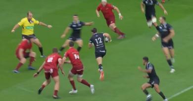 VIDEO. Pro 14 - James Hook montre qu'il a encore des cannes, Trevise gagne à Édimbourg, les Sud-Af' à la traîne