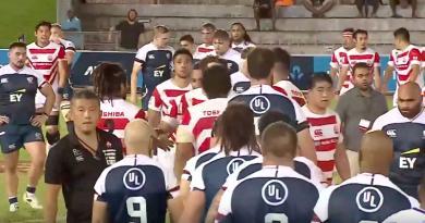 Pacific Nations Cup - Le Japon soulève le trophée en dominant les États-Unis
