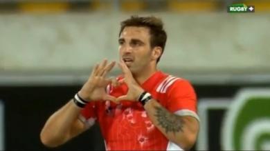 VIDEO. Wellington 7s. Jean-Pascal Barraque nous fait admirer ses superbes appuis et la France se qualifie