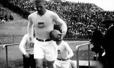 Quand le rugby à XV était olympique... images de la finale France - USA de 1924