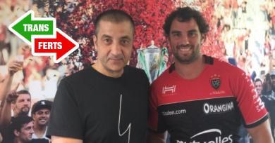 TRANSFERTS : deux Toulonnais en concurrence pour remplacer Camille Lopez à l'ASM Clermont