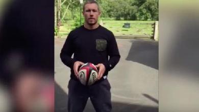 VIDÉO. SKILLS. Jonny Wilkinson sait encore faire des merveilles avec un ballon de rugby