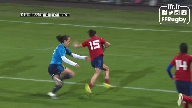 RESUME VIDEO. Tournoi des 6 Nations - France Féminines a remis les pendules à l'heure face à l'Italie