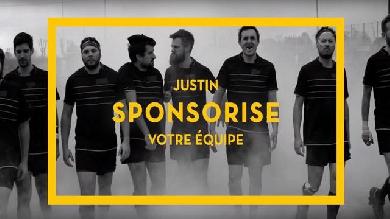 Gagnez un an de sponsoring pour votre équipe amateur avec Justin Bridou