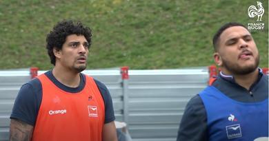 XV de France - Karim Ghezal : ''Cet état d'esprit fait que le public les a suivis''