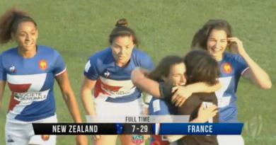 Kitakyushu 7s - Victoire historique de la France sur la Nouvelle-Zélande ! [VIDÉO]