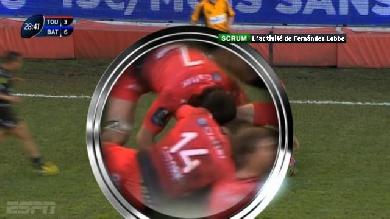 Champions Cup - RCT. L'indispensable Juan Martin Fernandez Lobbe face à Bath