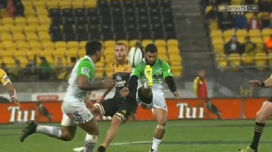 VIDEO. Super Rugby. Lima Sopoaga se joue des Hurricanes avec un coup de pied retourné