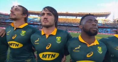 Test-match. La composition de l'Afrique du Sud face au XV de France