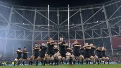 Nouvelle-Zélande : la composition des All Blacks pour affronter le XV de France