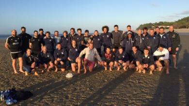 BARBARIANS : la composition d'équipe des Baabaas face à l'Australie