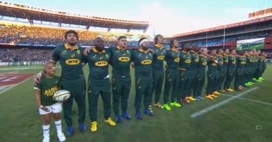 Afrique du Sud - France. La composition des Springboks pour le troisième test-match face aux Bleus