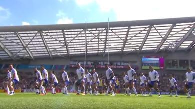 Les Samoa avec ses Toulousains et ses Parisiens face au XV de France