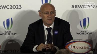 Coupe du monde 2023 - ''Négligence, amateurisme'', la France conteste le rapport de World Rugby