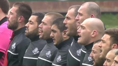 VIDEO. Rugby Europe Championship : la Géorgie prouve une nouvelle fois qu'elle n'a rien à faire dans cette compétition
