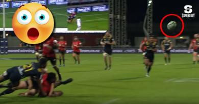 Super Rugby - Reece annihile le retour de Ben Smith d'une merveille de passe [VIDÉO]