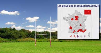 Coronavirus - La moitié des clubs de Top 14 désormais en zone rouge